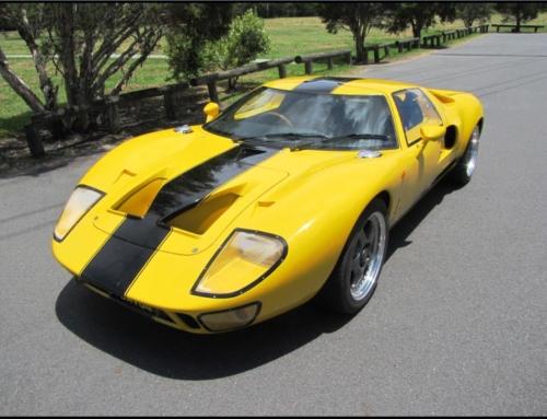 1999 GT40