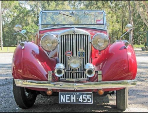 1946 Sunbeam Talbot 10