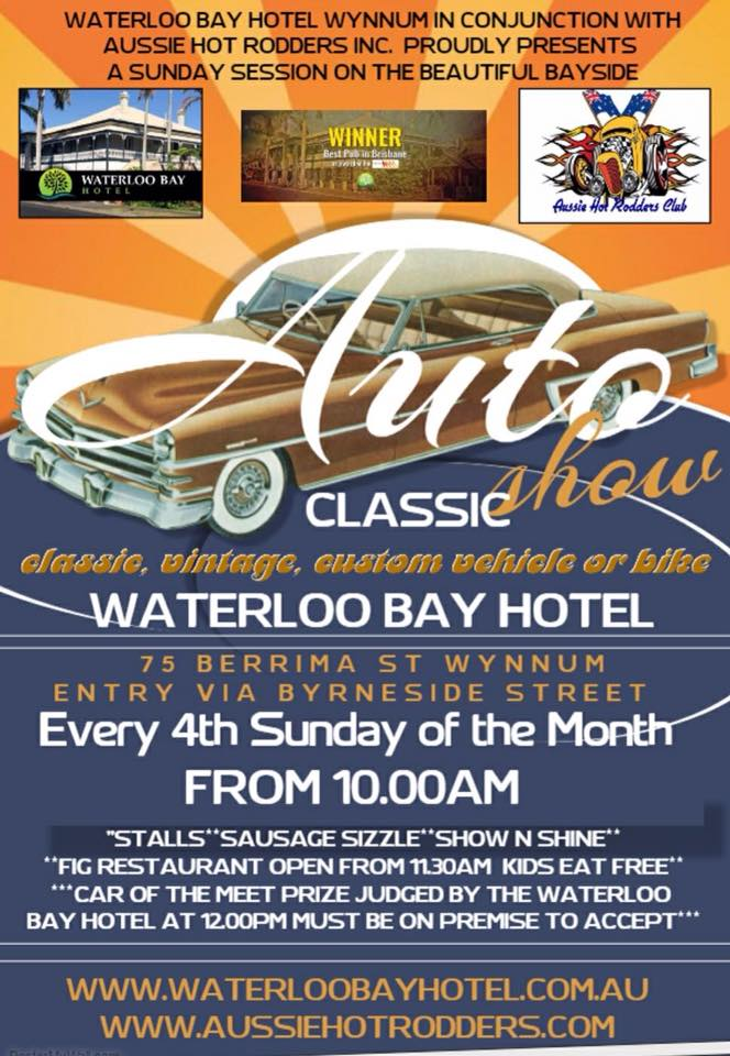 Waterloo Hotel Show-n-Shine