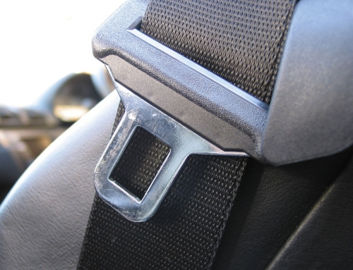 New seat belt laws for children