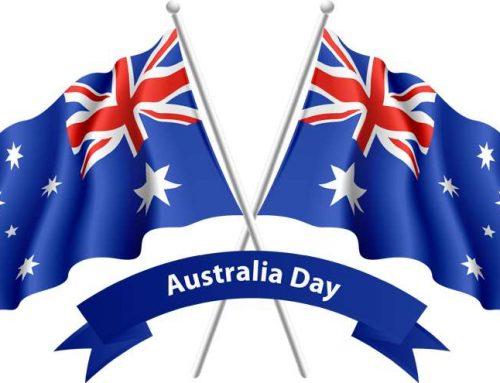 2020 Australia Day Rally