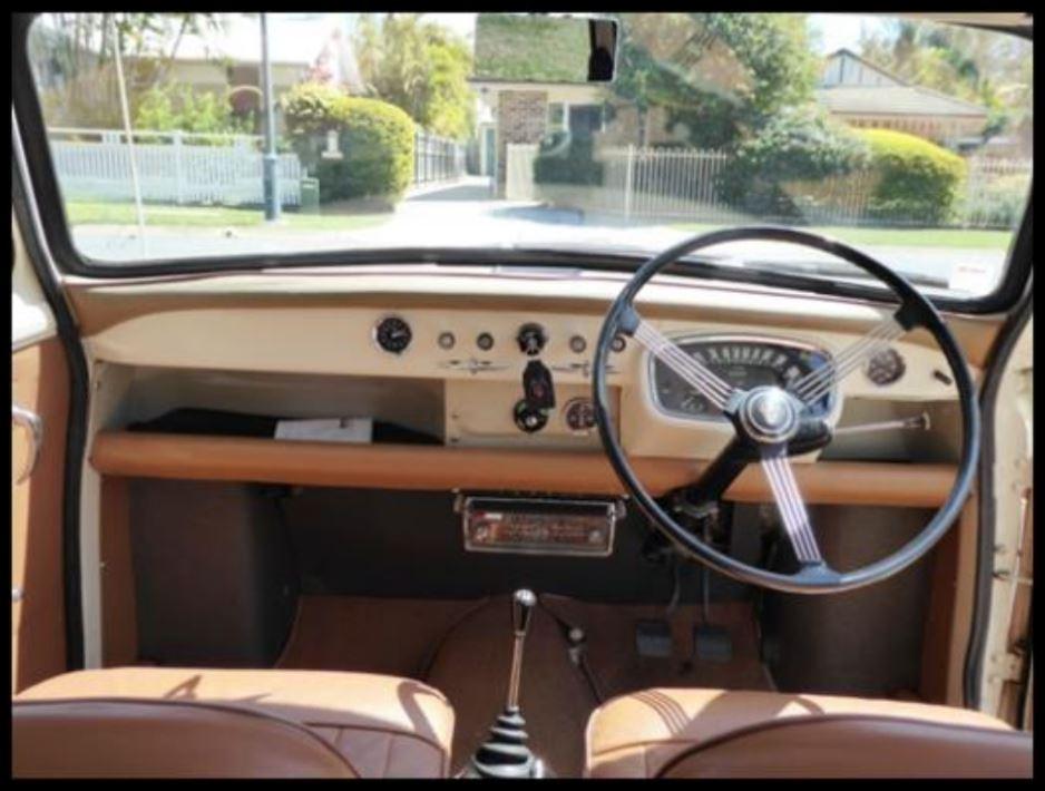 1958 Austin Lancer
