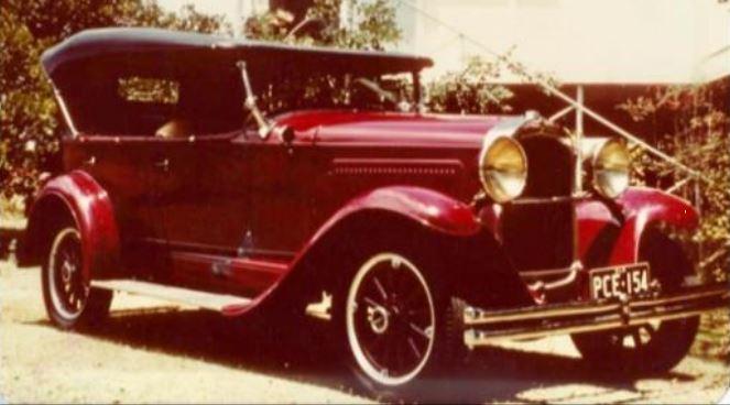 1929 Whippet