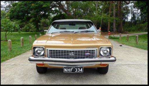 1977 LX Torana SL