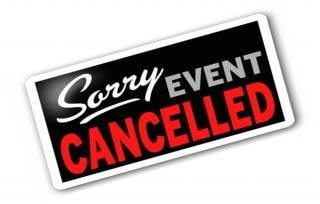Sorry this event has been cancelled.