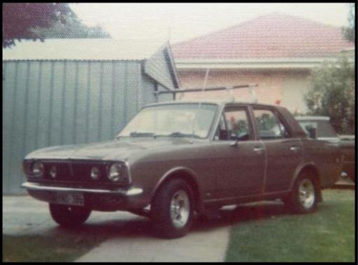 the Mark 2 Cortina