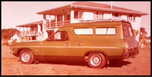 XB Panel Van