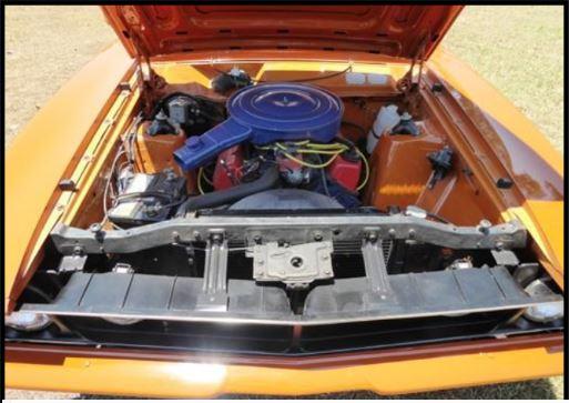 1974 XB Falcon Sedan