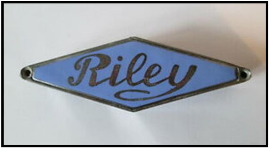 1951 RMB Riley