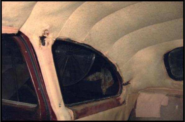 1939 Series 60 Oldsmobile