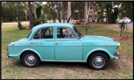 1963 Riley One-Point-Five MarkIII